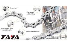 Nově v sortimentu:  kvalitní řetězy TAYA