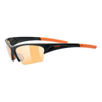 UVEX SUNSATION BLACK/ORANGE ORANGE