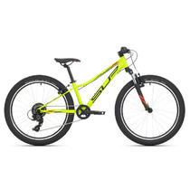 SUPERIOR Racer XC 24 Matte Lime/Black/Red model 2021