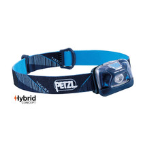 PETZL TIKKINA Hybrid modrá